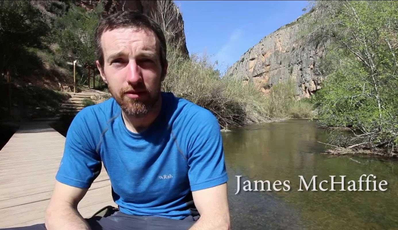 James McHaffie Interview Boreal