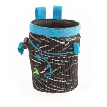 CHALK BAG NINJA JR BLUE